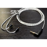 Re:Cable SR3 ワイズテック AUDIOTRAK MMCX対応 イヤホン用交換ケーブル