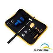 ESPRIMA エスプリマ 時計メンテナンス用品 ポーチ型 腕時計工具セット SE52020TU