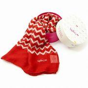 【代引不可】Kipling K00811 A90 WOVEN SUMMER SCARF Fashion Accessories/スカーフ