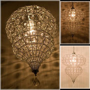 ������ �S�[�W���X �yMorocco Bijou Lamp�z�� �P�� �����b�R�r�W���[�y���_���g�����v��CLEAR��