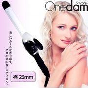 ワンダム デジタルカーリングヘアアイロン 径26mm ACI-260