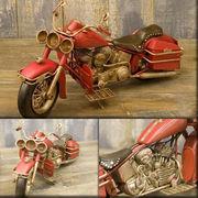 ���yVINTAGE CAR RED Bike�z���g���� ���B���e�[�W�o�C�N�@���r���e�[�W���b�h�o�C�N��