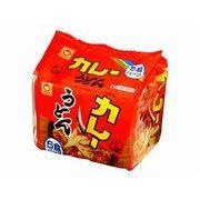 【代引不可】maruchan マルちゃん カレーうどん 甘口 5食 100gX5 x6