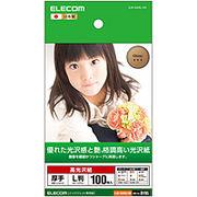 エレコム 高光沢紙格調高い高光沢紙(L判/100枚) EJK-NANL100