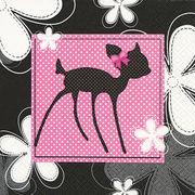 Home Fashion ペーパーナプキン <バンビ>