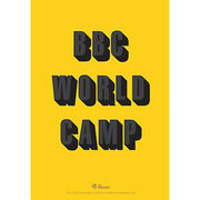�؍��X�^�[DVD BLOCK B- BBC World Camp�FSPECIAL DVD�m2DISC�{�t�H�g�u�b�N110P�n