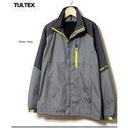 ★TULTEX★今季流行のスポーツ系ファッションに最適!裏トリコットボンディングスタンドジャケット★