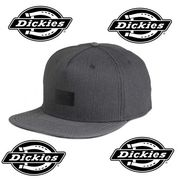 DICKIES DENIM SNAP BACK W/METAL BADGE  13238