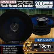 上級モデル カースピーカー TS-A1347S 2WAY 13cmタイプ MAX200W 自動車 カーオーディオ スピーカー