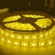 LEDテープライト/5050型チップ/イエロ/5M/300発/IP68防水