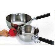 三層鋼 行平鍋