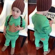 格安!!5、7、9、11、13セット★ベビー★幼児★スリムズボン★フーディ★Tシャツ+ズボン