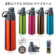 【ノベルティ】スタイリング飲み口ボトル500ml