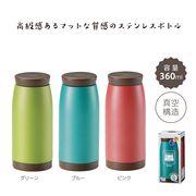【ノベルティ】真空保冷温ほっこりマグボトル360ml