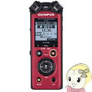 オリンパス ハイレゾ 録音 リニアPCMレコーダー LS-P2 RED レッド