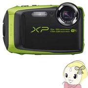 富士フィルム デジタルカメラ FinePix XP90 [ライム]