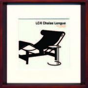 ИModern Design Studio【LC4 Chaise Longue】