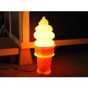 ★MADE IN USA★【ICE CREAM LAMP】【ICE CREAM BANK】