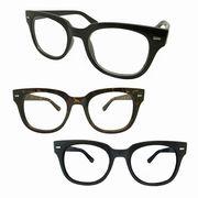 【TY2853】大人気!!ウェイファーラー★シンプル伊達メガネ【ユニセックス】 眼鏡/めがね