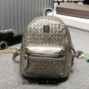 ミニリュックサック レディースレザーバッグ 鞄 合革かばん カバン リュック  PU