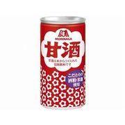 【代引不可】MORINAGA 森永製菓 甘酒 ドリンク 缶 190g x30