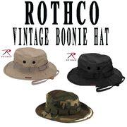 ★3カラー♪ Rothco Vintage Boonie Hat   11838