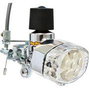 LED�_�C�i���茳���샌�o�[�t(�}�O�{�[�C) CP/�O���[��LED MLA-8 RL G
