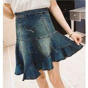 【大きいサイズXL-5XL】【春夏新作】ファッション/人気ミニスカート