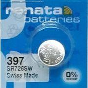 RENATA 397 SR927SW 0%Mercury