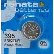 RENATA 395 SR927SW 0%Mercury