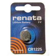 RENATA CR1225 0%Mercury / 電卓、カーリモコンキーレス