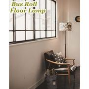Bus Roll Floor Lamp�i�o�X���[���t���A�����v�j