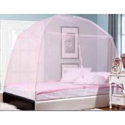 3秒で組み立てられる蚊帳、自然の爽やかな風でおやすみを♪