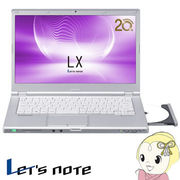 CF-LX5XD9QR �p�i�\�j�b�N Let's Note 14�C���` �ii7�A�u���[���C�f�B�X�N�h���C�u�AOffice���ڃ��f���E