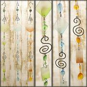 【SALE/値下げ】ヨーロッパ風★ルミナスグラス ガラスガーランド♪
