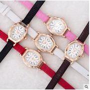 ★韓国風★ファッション★レーディス腕時計★時計★全5色
