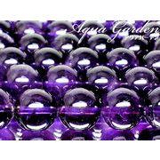 天然石 アメジスト【紫水晶】4ミリ→16ミリ 1連約40センチ