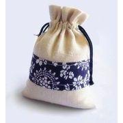 ★布袋★ギフト アクセサリーバッグ★引きひも★収納袋★小袋