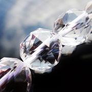天然石連売り 超美麗☆ダイヤカット天然水晶6mm・8mm・12mm