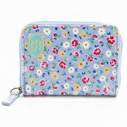 【代引不可】Cath Kidston Zipped Travel Purse - O/C パスケース レディース Little Flower Buds