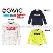 【ガビック】 GA8006 昇華プラクティスシャツ(大ロゴ) 全3色 メンズ&レディース