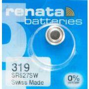 RENATA 319 SR527SW 0%Mercury