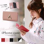 三角プレート IPhone6・7ケース デルタ