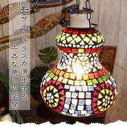 モザイクガラスペンダントランプA【型番号2ic6-28a】