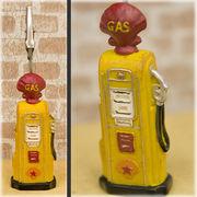 アメリカン レトロ【 OLDIES CARD STAND 】オールディーズ カードスタンド★GASPUMP Yellow★