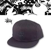 STUSSY EIGHT BALL CAP  15524