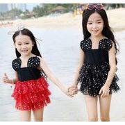 水着キャミワンピ女の子 キッズ 一体型可愛い子供服 スイムウェアスイミング