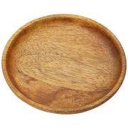 エメリー商会 木製食器 皿 アカシア ラウンドプレート