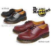 【ドクターマーチン】 1461 3アイ ギブソン 全2色 メンズ&レディース
