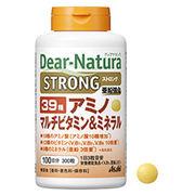 ディアナチュラ ストロング 39種アミノ マルチビタミン&ミネラル 100日分 300粒